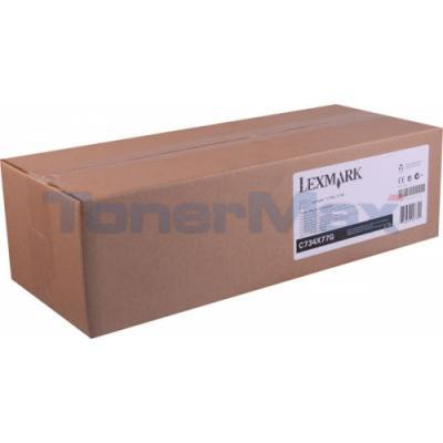 LEXMARK C734DN WASTE TONER BOX